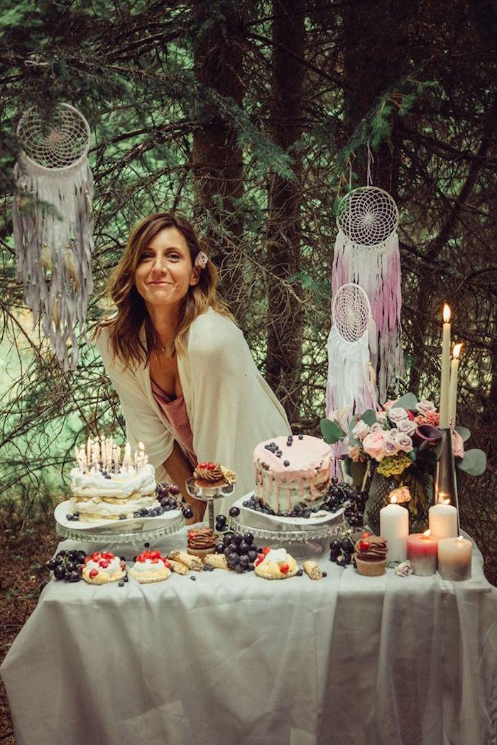 Kara S Party Ideas Boho Picnic Birthday Party Kara S