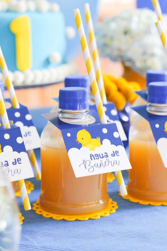 Kara S Party Ideas Rubber Ducky Birthday Party Kara S
