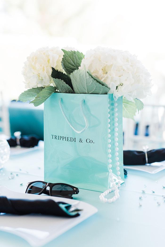 Karas Party Ideas Tiffany Amp Co Bridal Shower Karas