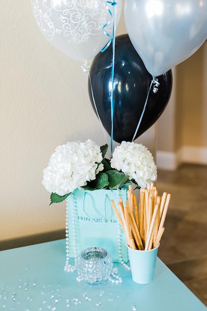 Kara S Party Ideas Tiffany Amp Co Bridal Shower Kara S Party Ideas