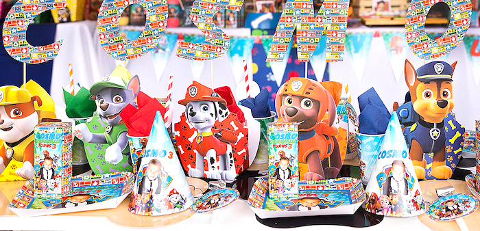 Paw Patrol Character For Birthday Party Near Me