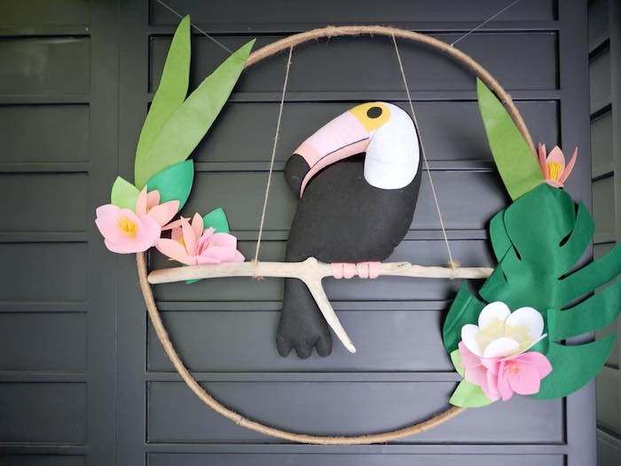 Kara S Party Ideas Rainforest Birthday Party Kara S
