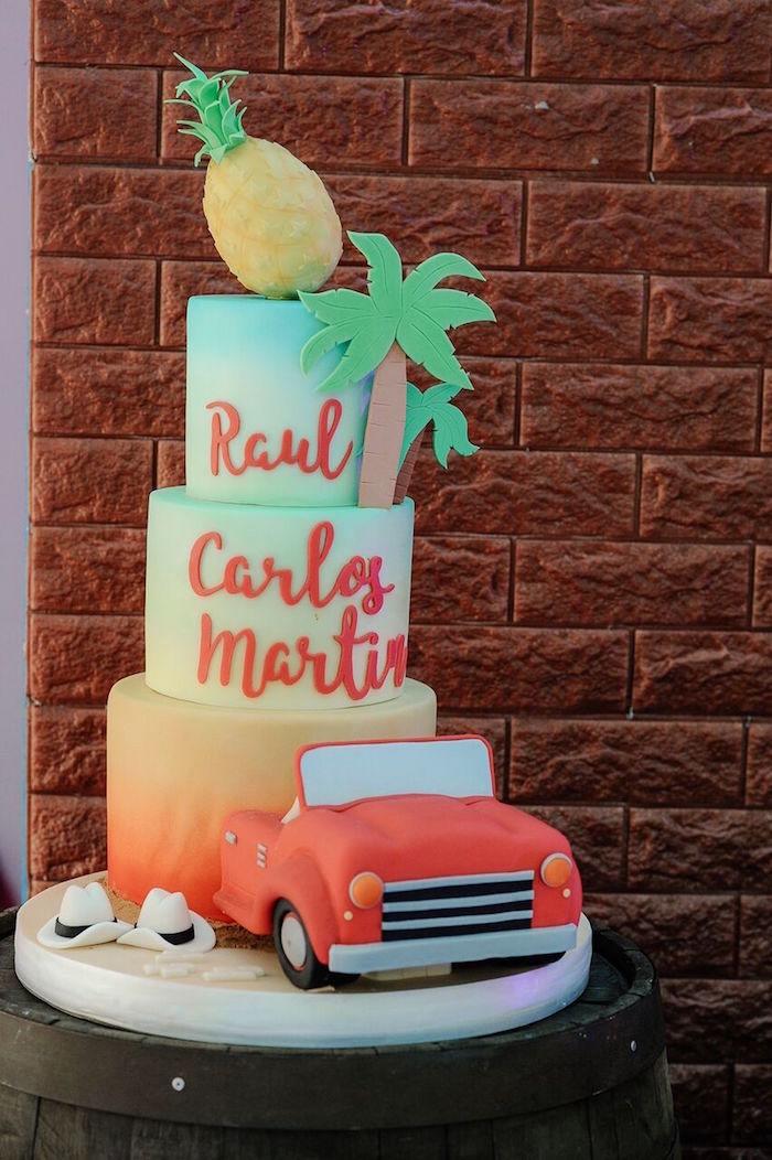Kara S Party Ideas Havana Nights Cuban Inspired Birthday