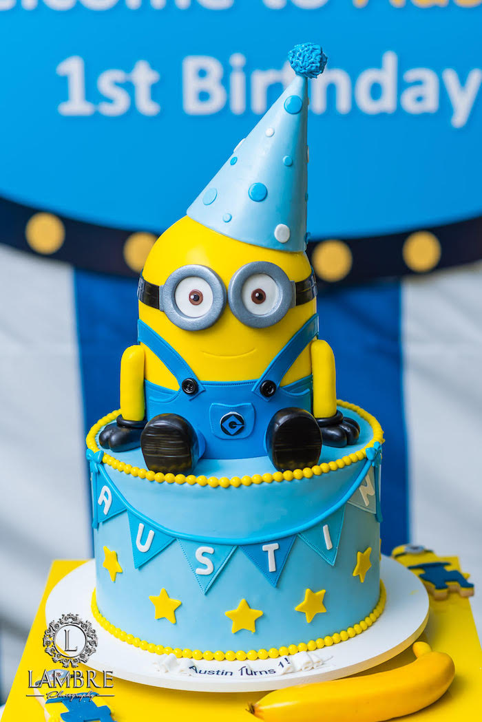 Kara S Party Ideas Minion Carnival Birthday Party Kara S Party Ideas