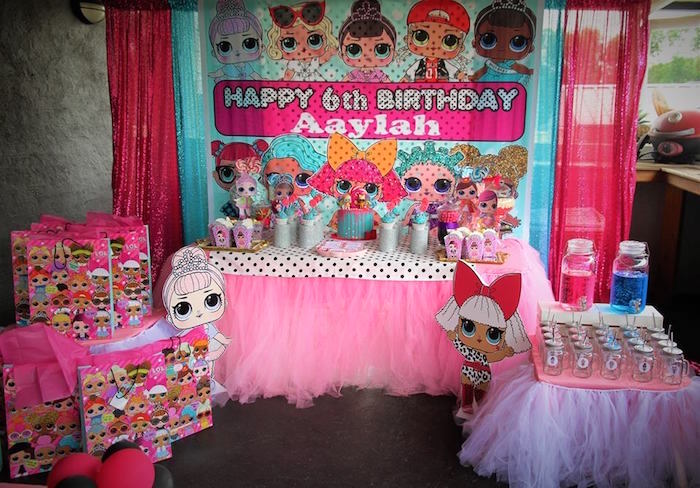 Kara S Party Ideas L O L Surprise Birthday Party Kara S Party Ideas