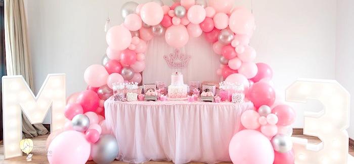 Kara S Party Ideas 13 Fabulous Princess Birthday Party Ideas Girl Parties Kara S Party Ideas