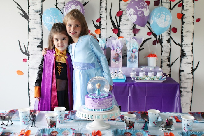 party ideas frozen 2 birthday party