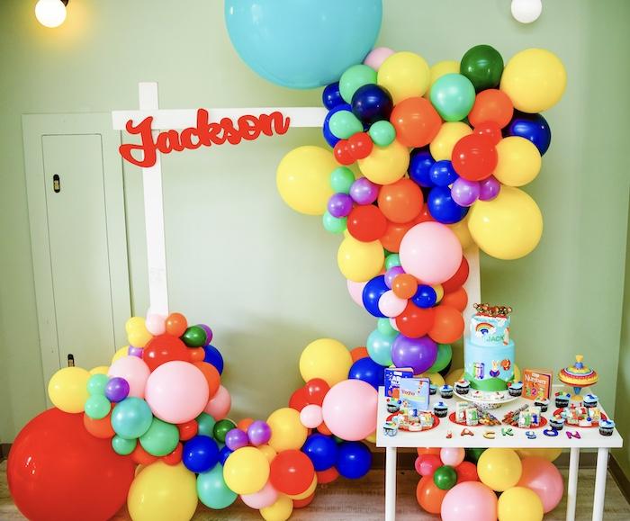 Kara S Party Ideas Babyfirst Tv Inspired Birthday Party Kara S Party Ideas