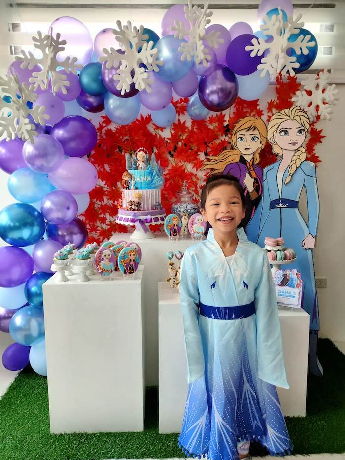Kara S Party Ideas Frozen 2 Birthday Party Kara S Party Ideas