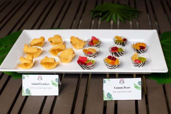 Kara S Party Ideas Twin Exotic Tiger King Inspired Birthday Party Kara S Party Ideas