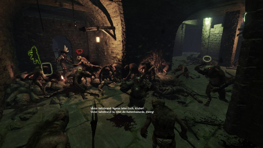 Warhammer: The End Times - Vermintide Teamwork