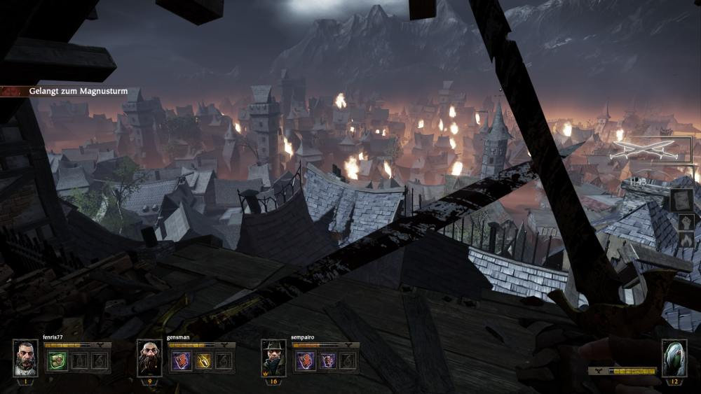 Warhammer: The End Times - Vermintide Ubersreik
