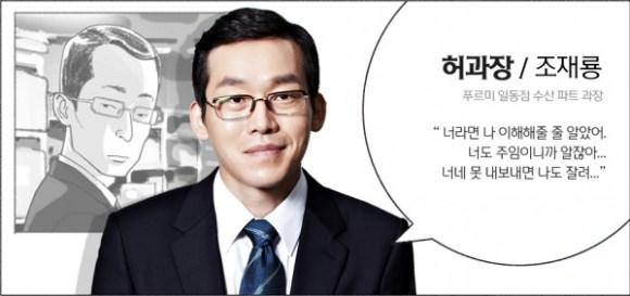 韓国ドラマ 錐