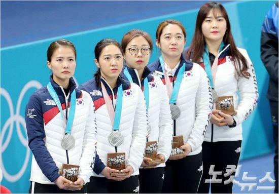 カーリング 韓国女子チーム