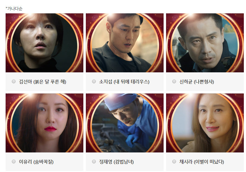 2018年MBCドラマ