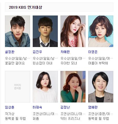 2019KBS演技大賞