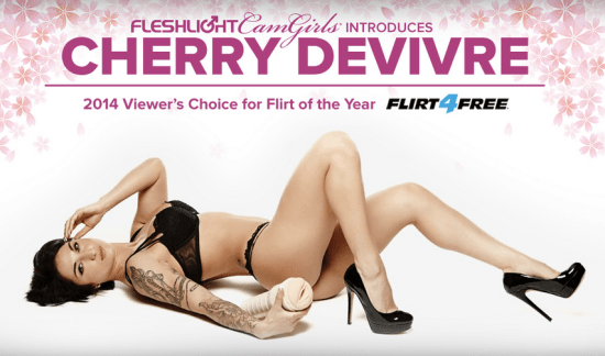 Cherry Devivre Fleshlight