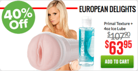 Fleshlight Girls Black Friday European Combo Pack