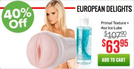 Fleshlight Girls Black Friday European Combo Pack