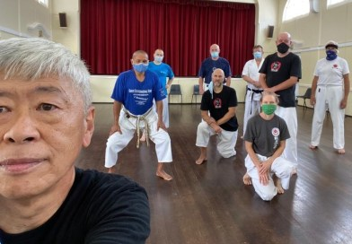 2021 Kick-off with Shihan Brian Jooste