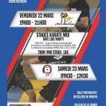 Un stage ce dimanche 17 mars à Besançon