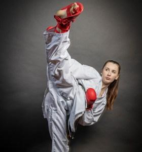 Kumite (Leistungsklasse ab 12 Jahre) @ Dojo - Traunreut