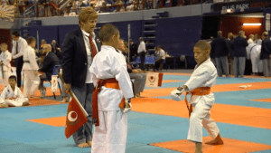 SA JKA National Championships 2019 – Orange Belt Kumite