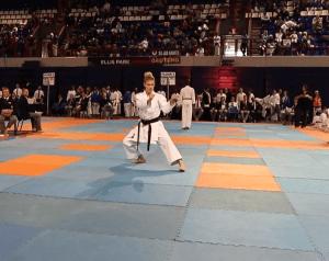 SA JKA National Championships 2019 –  Senior Ladies Kata
