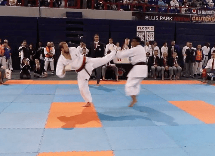 SA JKA National Championships 2019 – Senior Men's Kumite
