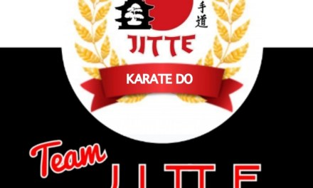 La Selección de Jitte Karate Do compitiendo on line