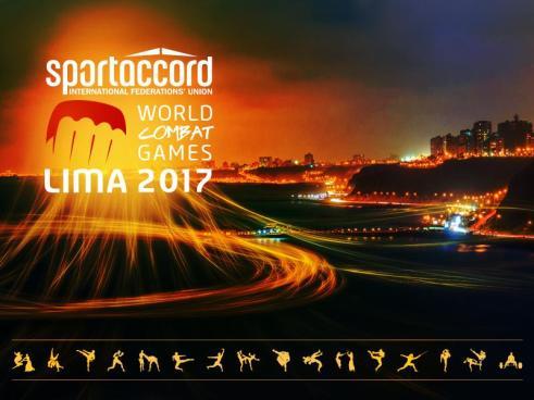 Третьи Всемирные игры боевых искусств. Лима 2017