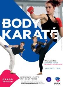 Entrainement Body Karaté @ Body Karaté | Geispolsheim | Alsace | France