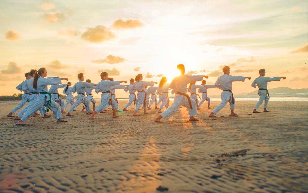 Kids Karate Belmont MA