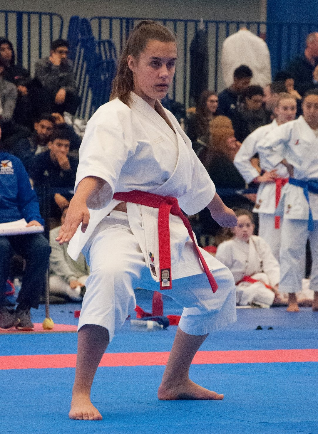 KNS – 2018-19 Juniors Kumite Training Camp (Closed)