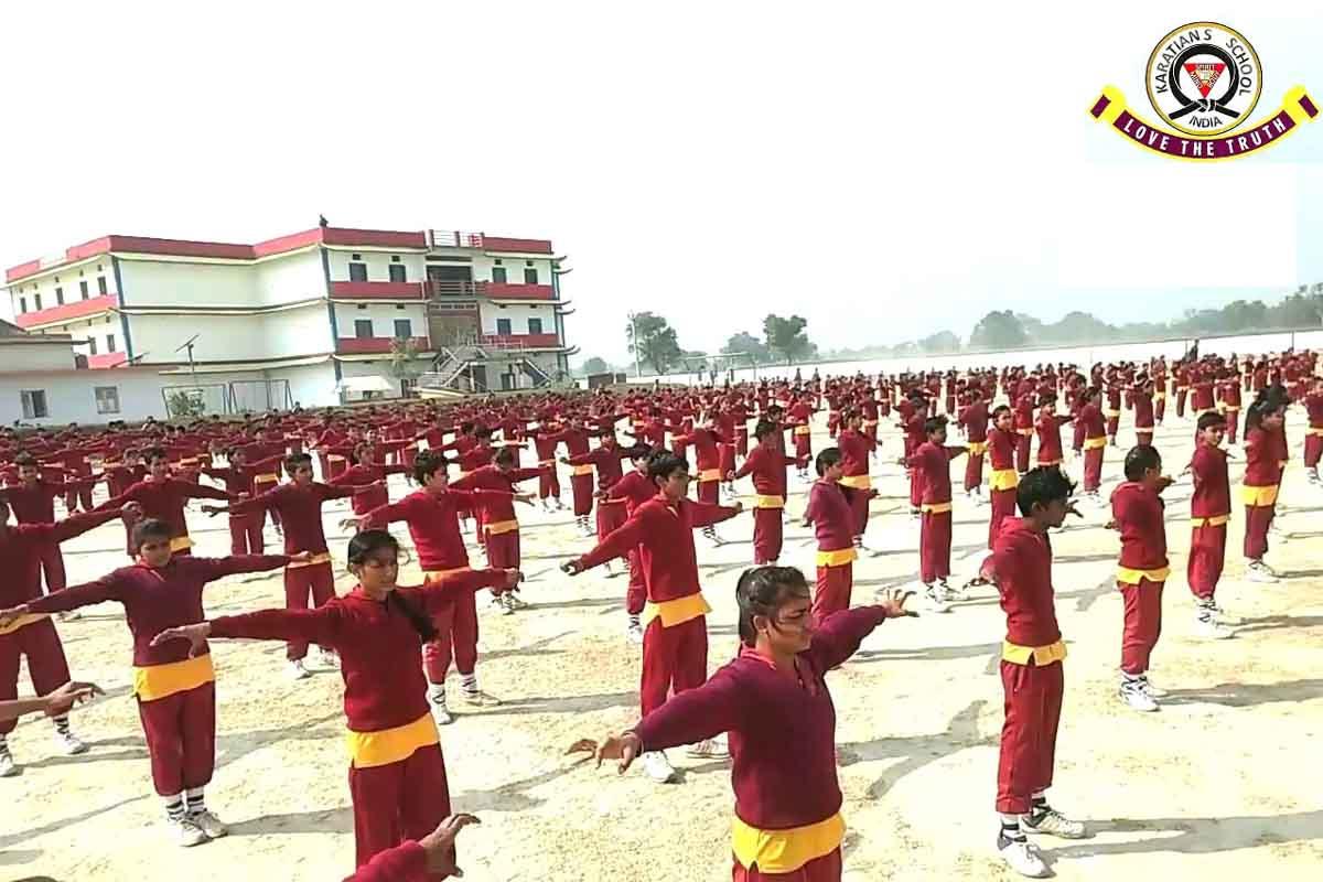 Best martial arts school in India | Bharat ka sabse accha martial art school