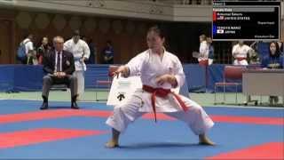 Karate1 Okinawa – Sakura Kokumai – SUPARIMPEI   KARATE y algo más ...