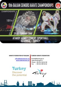 18th Balkan Seniors Championships Bulletin