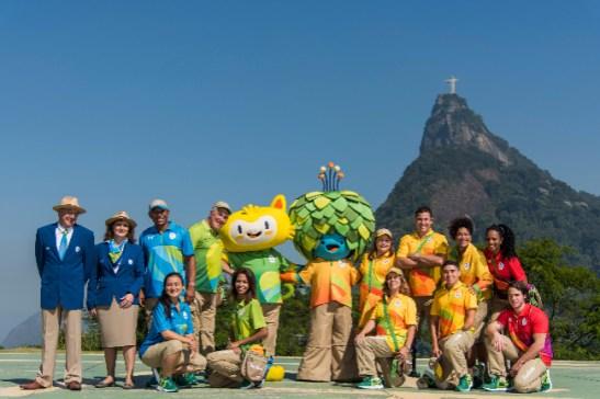 """Los uniformes de Rio 2016 también están diseñados a partir del """"look"""" de los Juegos (Foto: Rio 2016)"""