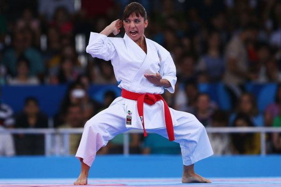 sandra-sanchez-karate