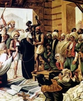 Η δεκάτη Απριλίου της Ελληνικής Επανάστασης (μέρος Α')