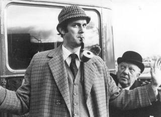 Sherlock Holmes John Cleese