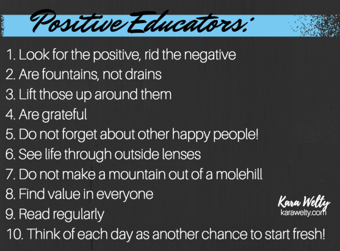 Positive Educators