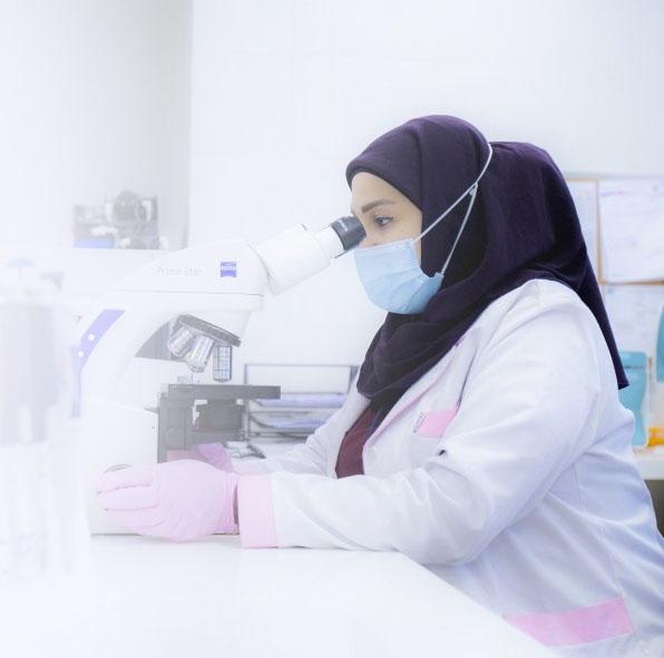 مختبر التحليلات المرضية