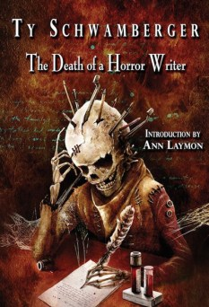 DEATH OF A HORROR WRITER