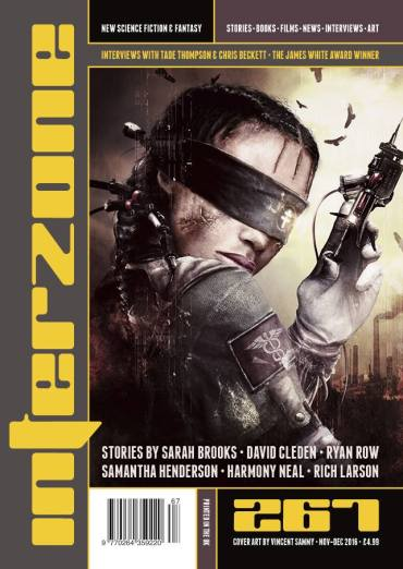 The Orion Crusades - Infection - INTERZONE COVER