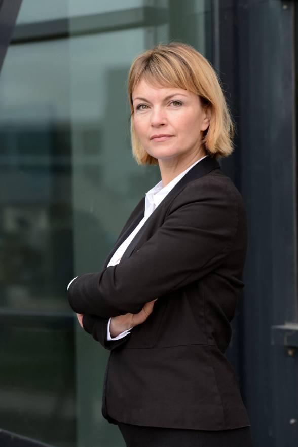 Sylvia Anges Muc, Schauspielerin