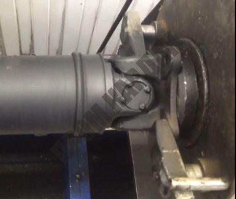 Ремонт карданного вала Toyota RAV4