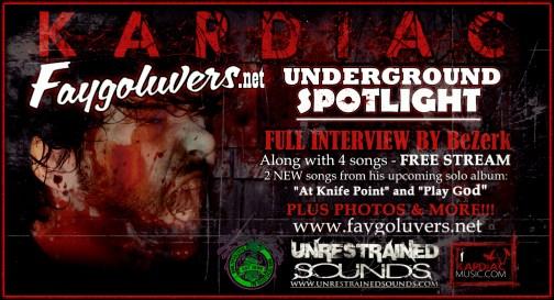 Kardiac Faygoluvers Artist Spotlight