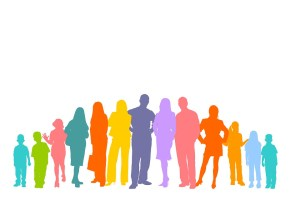Representational diversity - a heterogeneous group of people