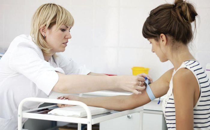 Гемоглобин у девушек
